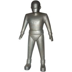 'Gort' full-scale robot display figure from The Day the Earth Stood Still.