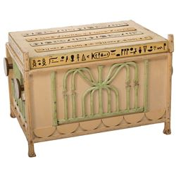 Elizabeth Taylor 'Cleopatra' clothing coffer from Cleopatra.