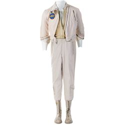 Charlton Heston 'George Taylor' signature ANSA astronaut uniform from Planet of the Apes.