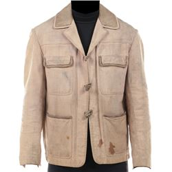 Paul Newman 'Butch Cassidy' jacket from Butch Cassidy and the Sundance Kid.