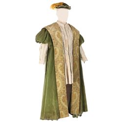 Richard Burton 'King Henry VIII' costume from Anne of the Thousand Days.