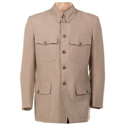 Charles Gray 'Blofeld' signature jacket from Diamonds Are Forever.