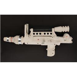 Drax and U.S. Marine astronaut laser rifle from Moonraker.