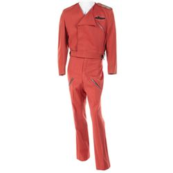 Submarine crew uniform from The Spy Who Loved Me.