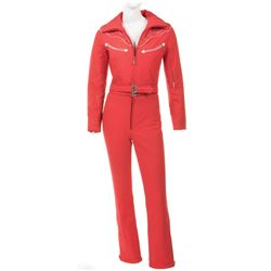 Lynn-Holly Johnson 'Bibi Dahl' ski suit from For Your Eyes Only.