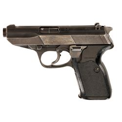 Sean Connery 'James Bond 007' hero Walther P5 pistol from Never Say Never Again.