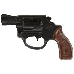 Willoughby Gray 'Carl Mortner' prop revolver from A View To a Kill.