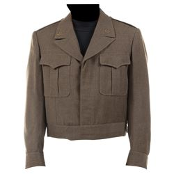 George C. Scott 'General George S. Patton' military jacket from Patton.