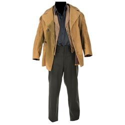 John Wayne 'Wil Anderson' costume ensemble from The Cowboys.