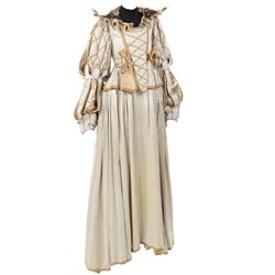 Geraldine Chaplin 'Queen Anna' costume from The Three Musketeers.