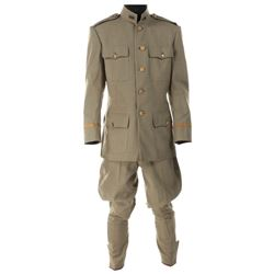 Robert Redford 'Jay Gatsby' military uniform from The Great Gatsby.