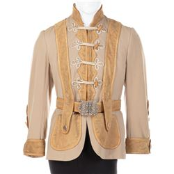 Malcolm McDowell 'Captain Harry Flashman' jacket from Royal Flash.
