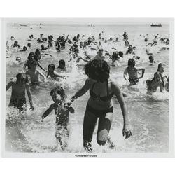 Jaws (19) promotional production photographs.