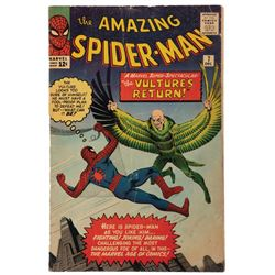The Amazing Spider-Man (11) early issues including 7, 8, 9, 11, 12, 13, 16, 17, 18, 19, 20.