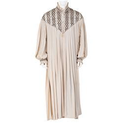 Charlton Heston 'Henry VIII' nightdress from Crossed Swords ('Prince and the Pauper').