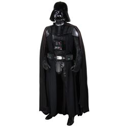 Industrial Light and Magic life-size 'Darth Vader' figure from Star Wars.