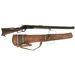 Steve McQueen 'Tom Horn' prop Winchester stunt rifle from Tom Horn.