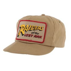 Crew cap from Raiders of the Lost Ark.