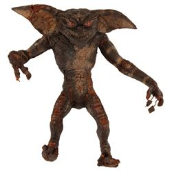 'Gremlin' stop-motion puppet from Gremlins.