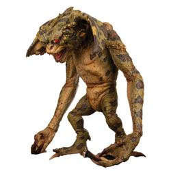 Full-size 'Gremlin' from Gremlins 2: The New Batch.