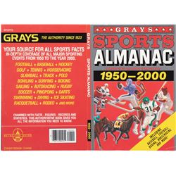 Sports Almanac production made cover from Back to the Future part II.