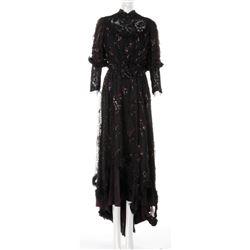 Linda Hunt 'Stella' saloon gown from Silverado.