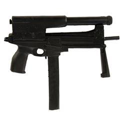 Sylvester Stallone 'Marion Cobretti' stunt machine gun from Cobra.