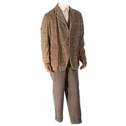 Sean Connery 'Jim Malone' signature ensemble from The Untouchables.