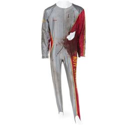 Yaphet Kotto 'William Laughlin' distressed jumpsuit from The Running Man.