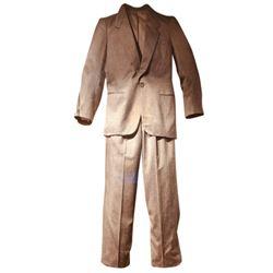 Tom Cruise 'Charlie Babbitt' wool suit fromRain Man.