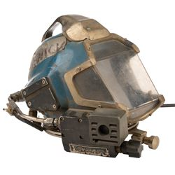 Christopher Murphy 'Shoenick' Diving helmet from The Abyss.