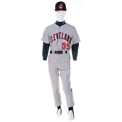 Charlie Sheen 'Ricky Vaughn' baseball uniform from Major League.