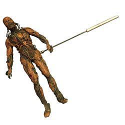 Danny Hassel 'Dan' SFX bio-organic puppet from A Nightmare on Elm Street 5-Dream Child.