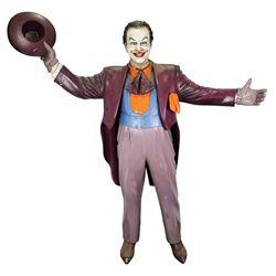 Jack Nicholson 'The Joker' monumental statue from Batman.