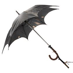 Danny DeVito 'Penguin' FX flame thrower umbrella from Batman Returns.