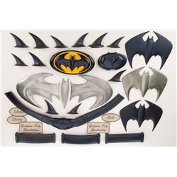 Miscellaneous Collection of (25+) Batman accessories.