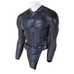 George Clooney 'Batman' Sonar batsuit torso and (5) accessories from Batman and Robin.