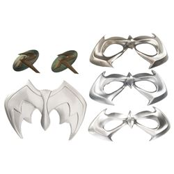 Chris O'Donnell 'Robin' (6) Accessories from Batman Forever and Batman and Robin.