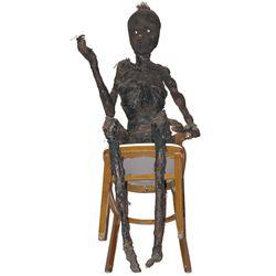Douglas Turner 'Char Man' display figure from Beetlejuice.