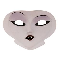 Miss Spider puppet face from James and the Giant Peach.