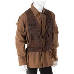 Arnold Schwarzenegger 'Dutch' tactical shirt and vest fromPredator.