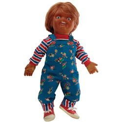 'Chucky' doll from Child's Play.