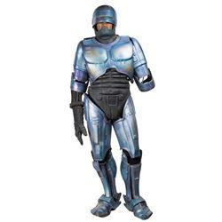 'RoboCop' stunt costume from RoboCop 2.