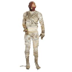 Liam Neeson life-size 'Darkman' display figure from Darkman.
