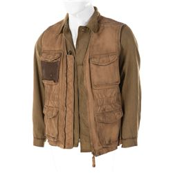 Nick Stahl 'John Connor' jacket and vest from Terminator 3: Rise of the Machines.