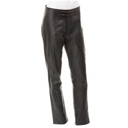 Val Kilmer 'Jim Morrison' signature leather pants from The Doors.