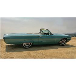 1966 Ford Thunderbird studio-modified for the iconic Grand Canyon jump sequence in Thelma & Louise.