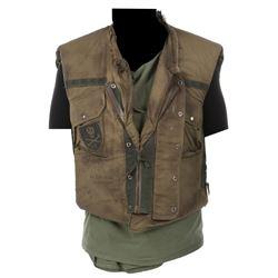 Dolph Lundgren 'Andrew Scott' military uniform from Universal Soldier.