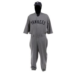 John Goodman 'Babe Ruth' baseball uniform from The Babe.