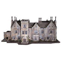 'Hillinham Estate' model miniature from Bram Stokers Dracula.